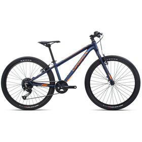 "ORBEA MX Dirt Juniorcykel Barn 24"" blå"